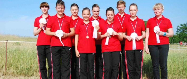 Landesmeisterschaften Waltersleben 2015